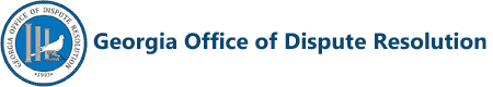 Georgia Office of Dispute Resolution Logo